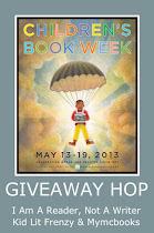 Children's Book Week Giveaway Hop! Enter by clicking on the photo!