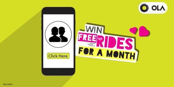 Get Free Ride Code