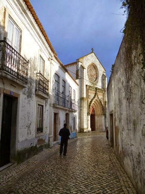 Calle de Santarem