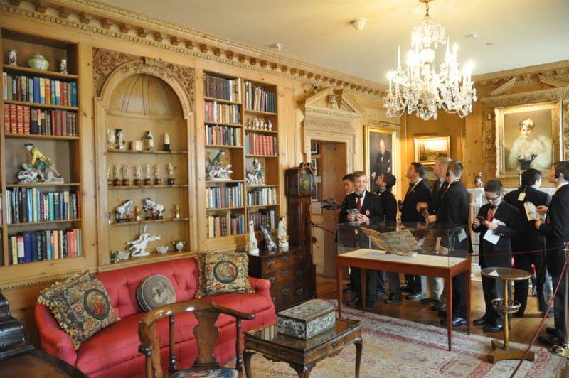 St louis de montfort academy hillwood estate museum and gardens for Hillwood estate museum gardens