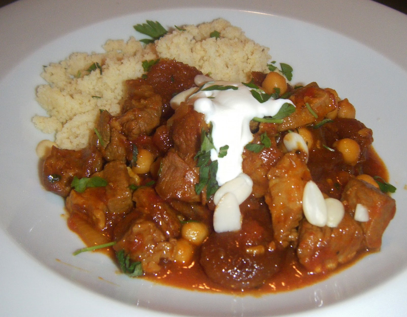 the Best Recipes: the Best Lamb Tagine