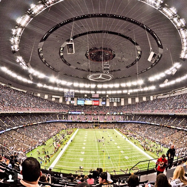 Nola nites tickets concierge services for Mercedes benz superdome parking prices