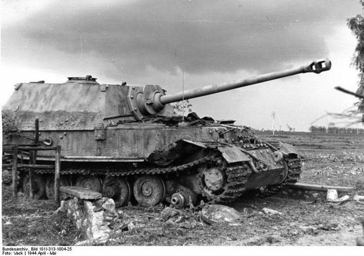 Filminspector          The Ferdinand/Elefant Tank Destroyer  Ferdinand/Elefants