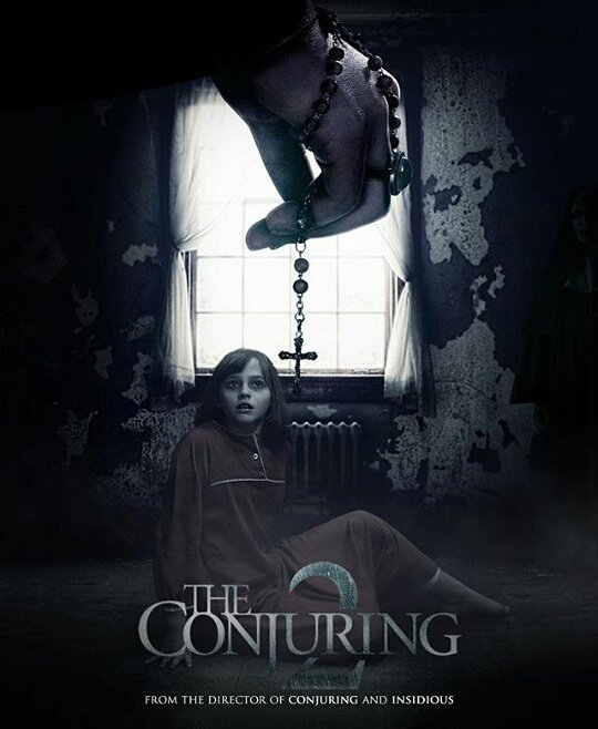 Ám Ảnh Kinh Hoàng 2 - The Conjuring 2 (2016)