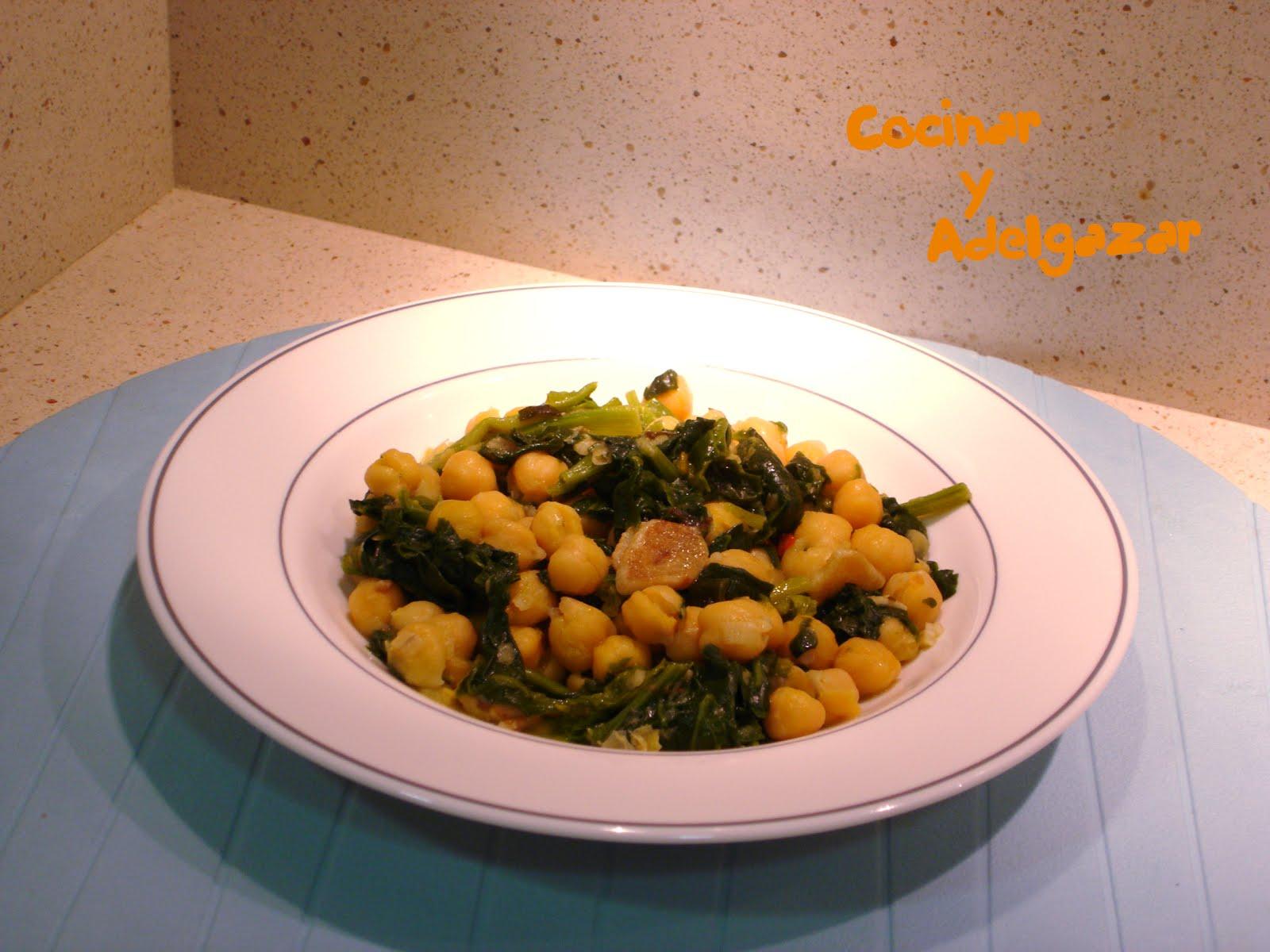 cocinar y adelgazar las legumbres