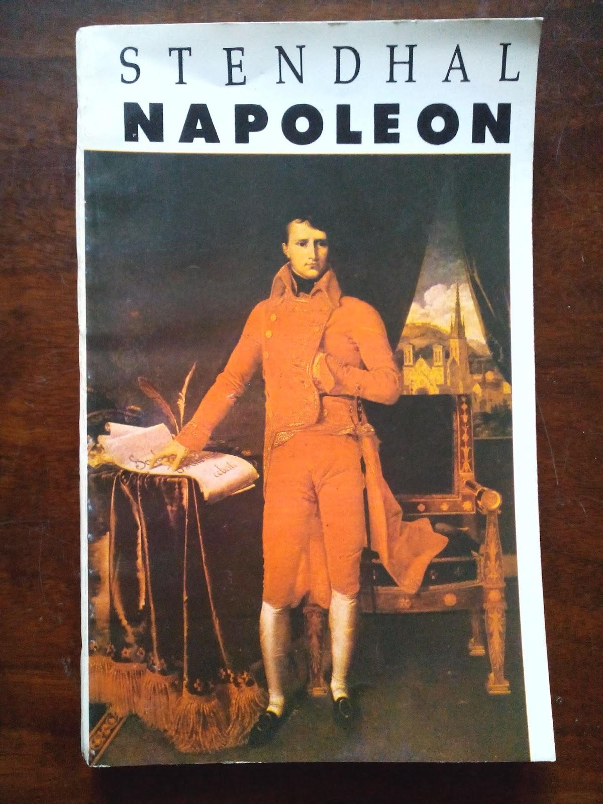 Fundatia Scrisul Romanesc - Stendhal - Napoleon
