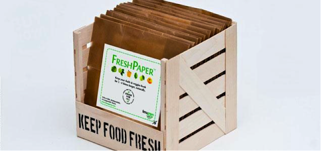 Fenugreen FreshPaper, Fresh Paper, Sustainable Brands, Whole Foods Market, Target