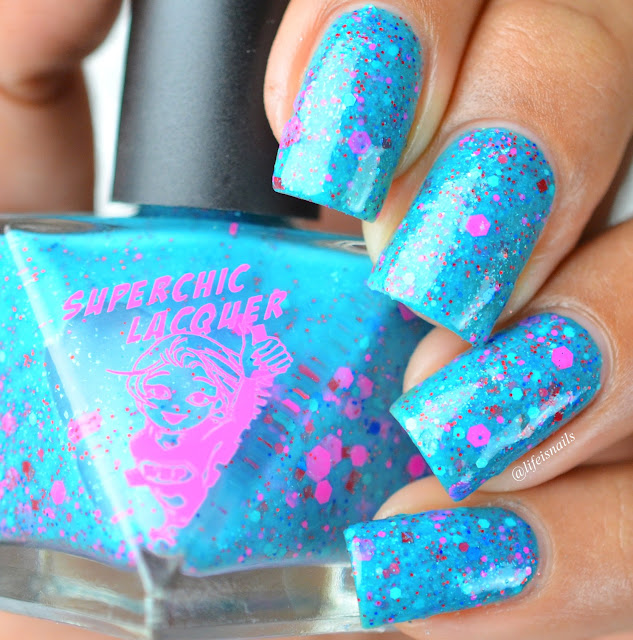 Superchic Lacquer Tag you're it!
