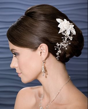 Accesorios Para El Peinado De La Novia For Girls Collection 2013