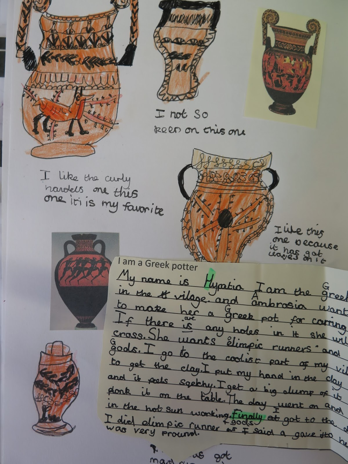To Evaluate And Write Successful Annotations Within Our Books And  Continue To Create Individual, Creative And Exciting Books In Our Art  Sessions