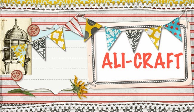 Ali-Craft Blog