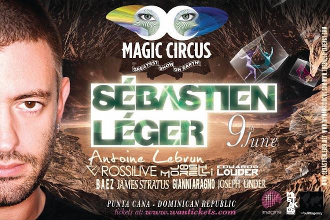 Magic Circus!!