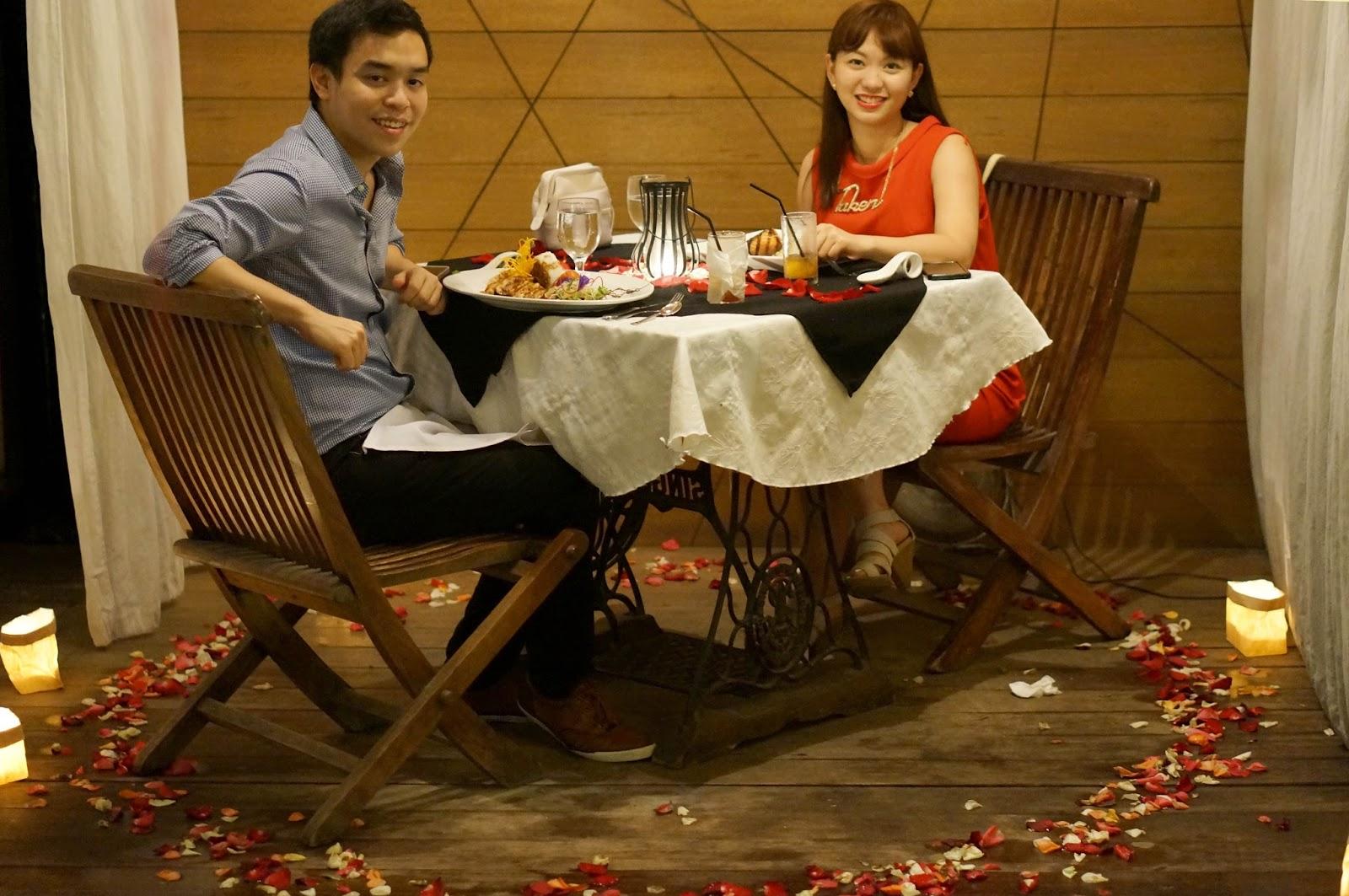 Walk with cham ninyo fusion cuisine wine lounge quezon city for Cuisine wine