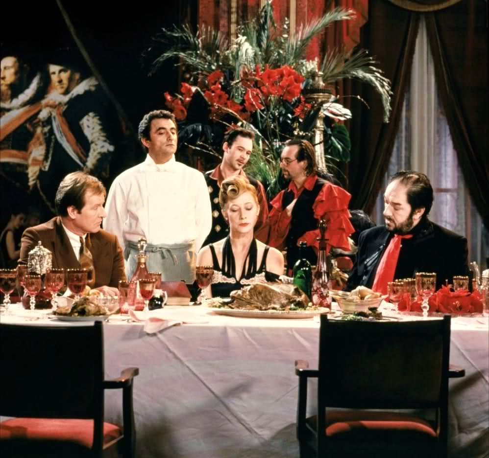 the take of the cook the thief his wife and her lover Voila finally, the cook, the thief, his wife, and her lover script is here for all you quotes spouting fans of the movie directed by peter greenaway and starring.