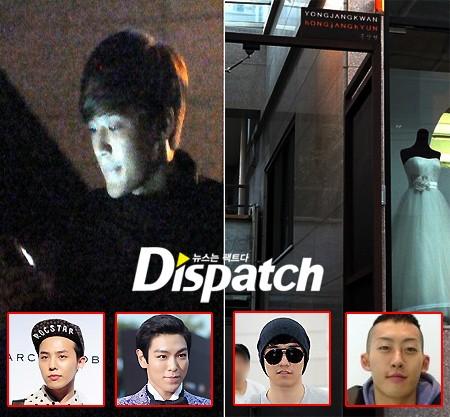 Big Bang News - Page 2 Yg+family