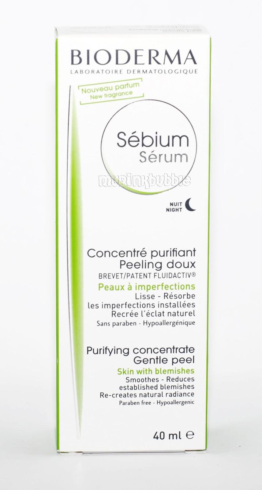 Sebium Serum de Bioderma