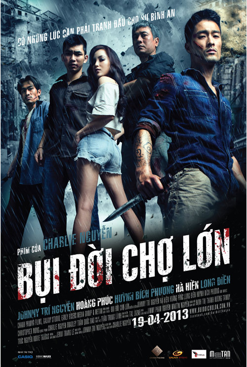 Bui Doi Cho Lon (2013) DVDSCR