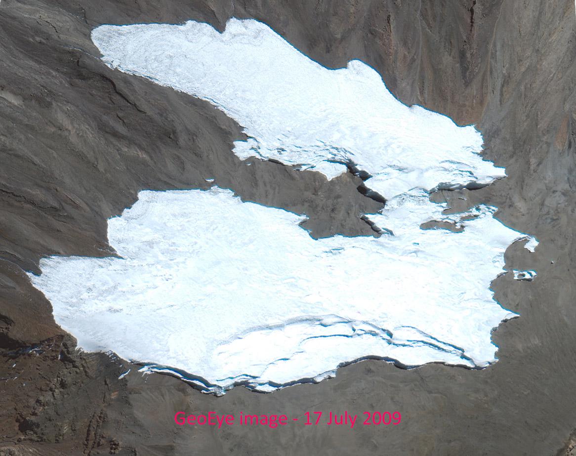 2009 - Das Nördliche Eisfeld