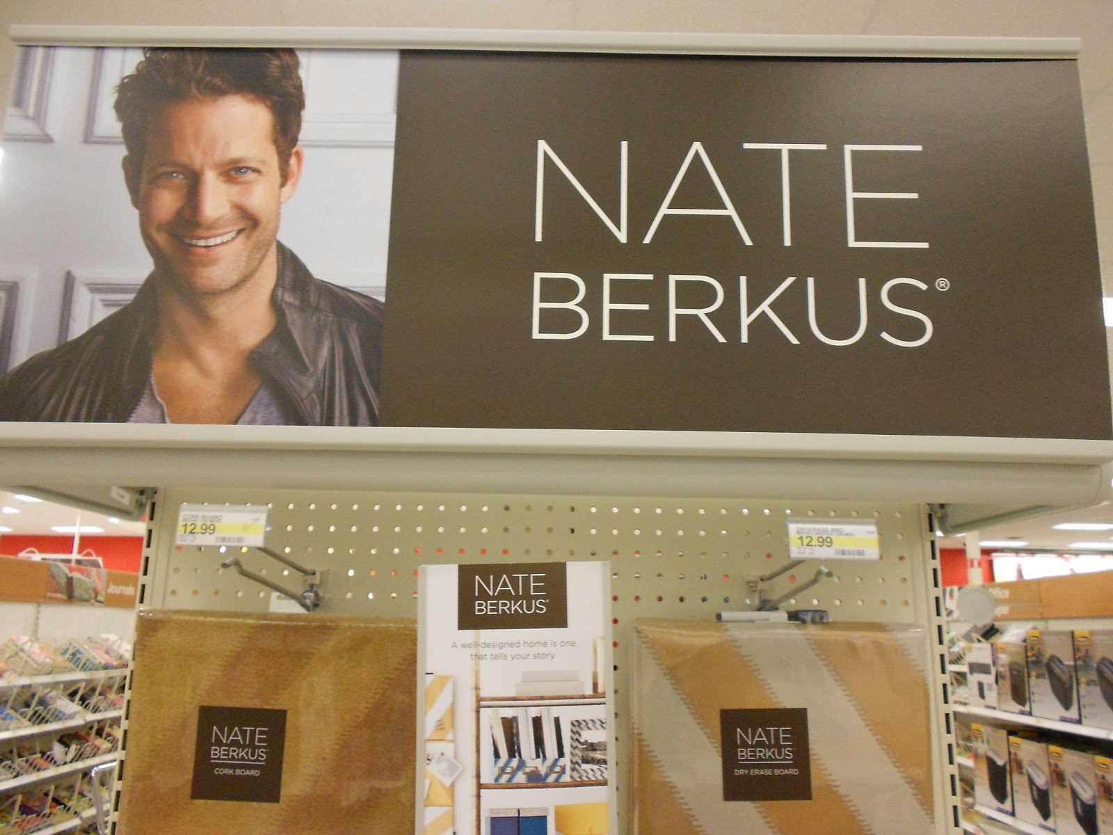Tracy 39 S Notebook Of Style Nate Berkus For Mead At Target