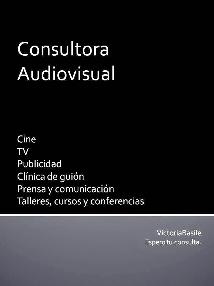 consultora audiovisual
