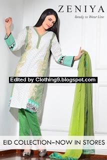 Deepak Perwani Zeniya Ready To wear Dresses