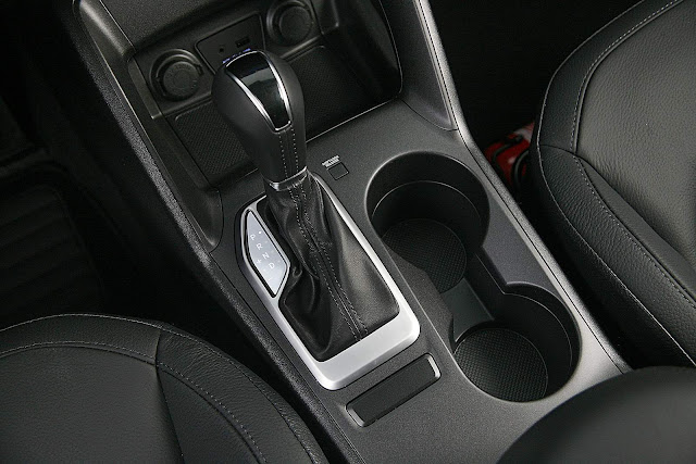 Hyundai New ix35 2016 - console central