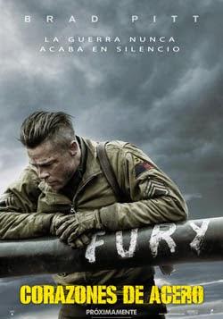 ver Corazones de acero / Furia / Fury / 2014