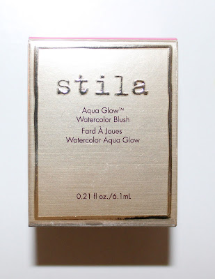 Stila Aqua Glow Watercolor Blush in Water Blossom