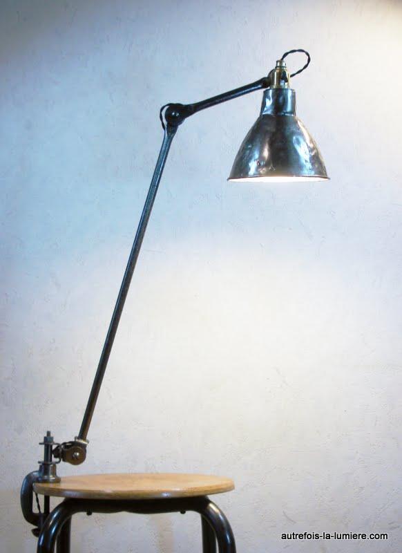 lampe d 39 atelier. Black Bedroom Furniture Sets. Home Design Ideas