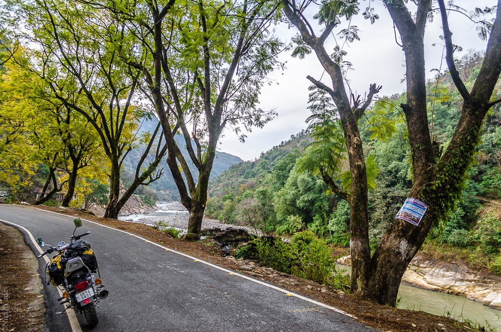 Bike trip to Deoria Tal in uttarakhand