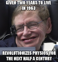 Extraordinary Theoretical Physicist Stephen Hawking