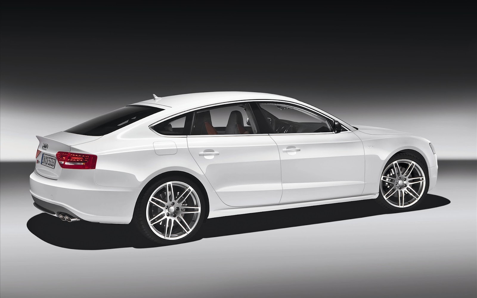 Hd Car Wallpapers White Audi S5 Wallpaper