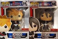 Funko Pop! Bleach Ichigo y Rukia