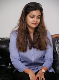 Swathi's Tripura First Look Launch