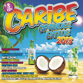 capa Download – Caribe Grandes Êxitos  – 2013