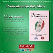 """Presentación online del libro """"Viviendo la Constitución"""""""