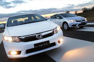 Honda Civic é o mais vendido da categoria no acumulado de 2013, com 15.825 unidades vendidas. No mês de abril, marca obteve ainda recorde histórico para o período, com 13.174 automóveis comercializados.