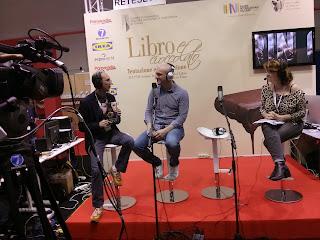 Luca Rossi all'intervista di Rete7 e Primantenna