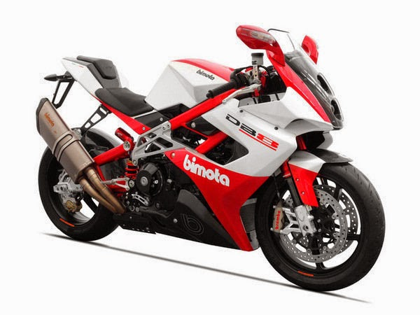 New 2014 Bimota DB8 SP Review