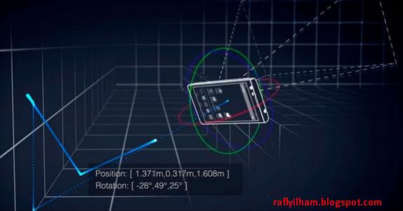 Google Garap Tablet Pencitraan 3D Mutakhir
