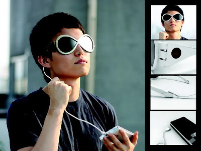 Innovative and Smart Sunglasses Gadgets (15) 2