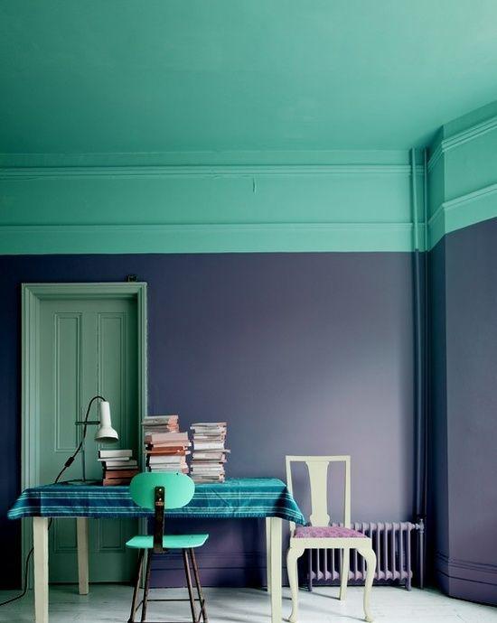 Rock'n'giu: pareti colorate sì, pareti colorate no.. e due!
