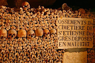 Catacombs of Paris,catacombs