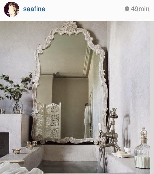 Selección instagram con imágenes frescas, con mucho blanco, negro y gris
