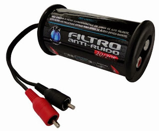 filtro anti ruído