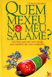 Download Grátis - Livro - Quem Mexeu no Meu Salame (Irmãos Bacalhau)