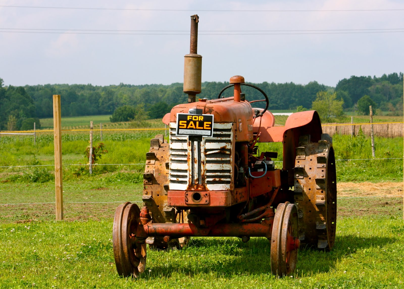 Vintage Farms Tractors For Sales : Women on tractors old tractor folk