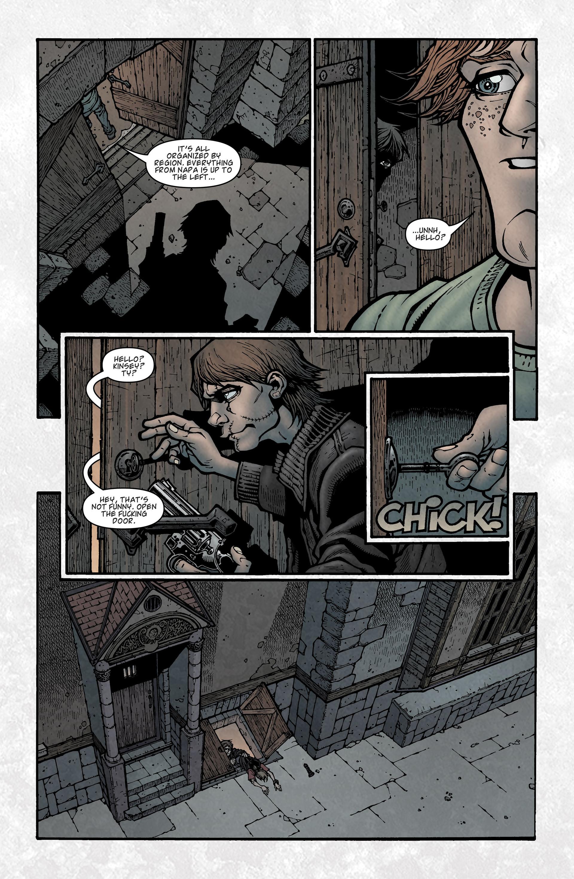 Locke & Key (2008) Issue #5 #5 - English 20