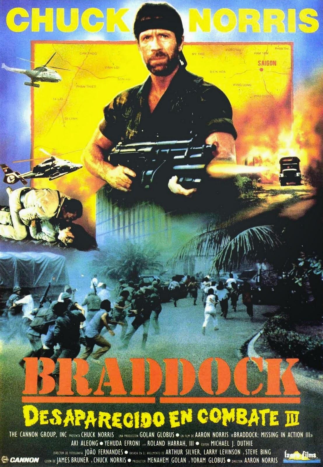 Braddock: Desaparecido en Combate 3