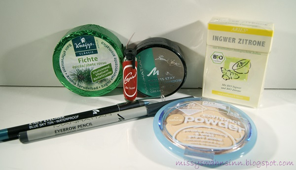 Beautyprodukte Hirschel Wundertüte